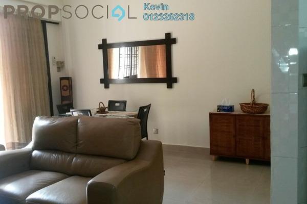 For Sale Condominium at Tivoli Villas, Bangsar Freehold Fully Furnished 3R/3B 980k