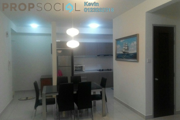 For Sale Condominium at Lido Residency, Bandar Sri Permaisuri Leasehold Semi Furnished 2R/3B 850k