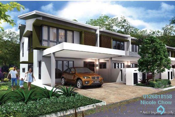 For Sale Terrace at Sekata Villa, Kajang Freehold Unfurnished 0R/0B 590k