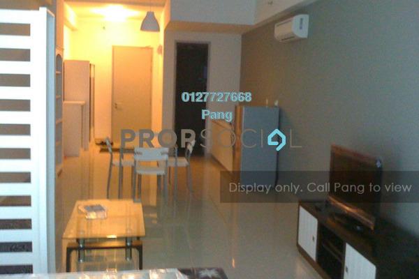 For Sale Condominium at First Subang, Subang Jaya Freehold Fully Furnished 0R/1B 470k