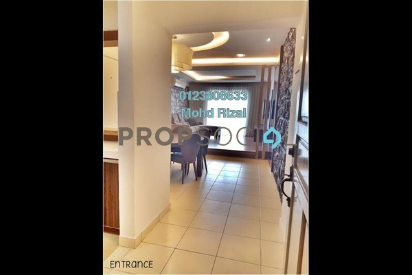 For Sale Condominium at Fortune Park, Seri Kembangan Leasehold Fully Furnished 4R/2B 650k