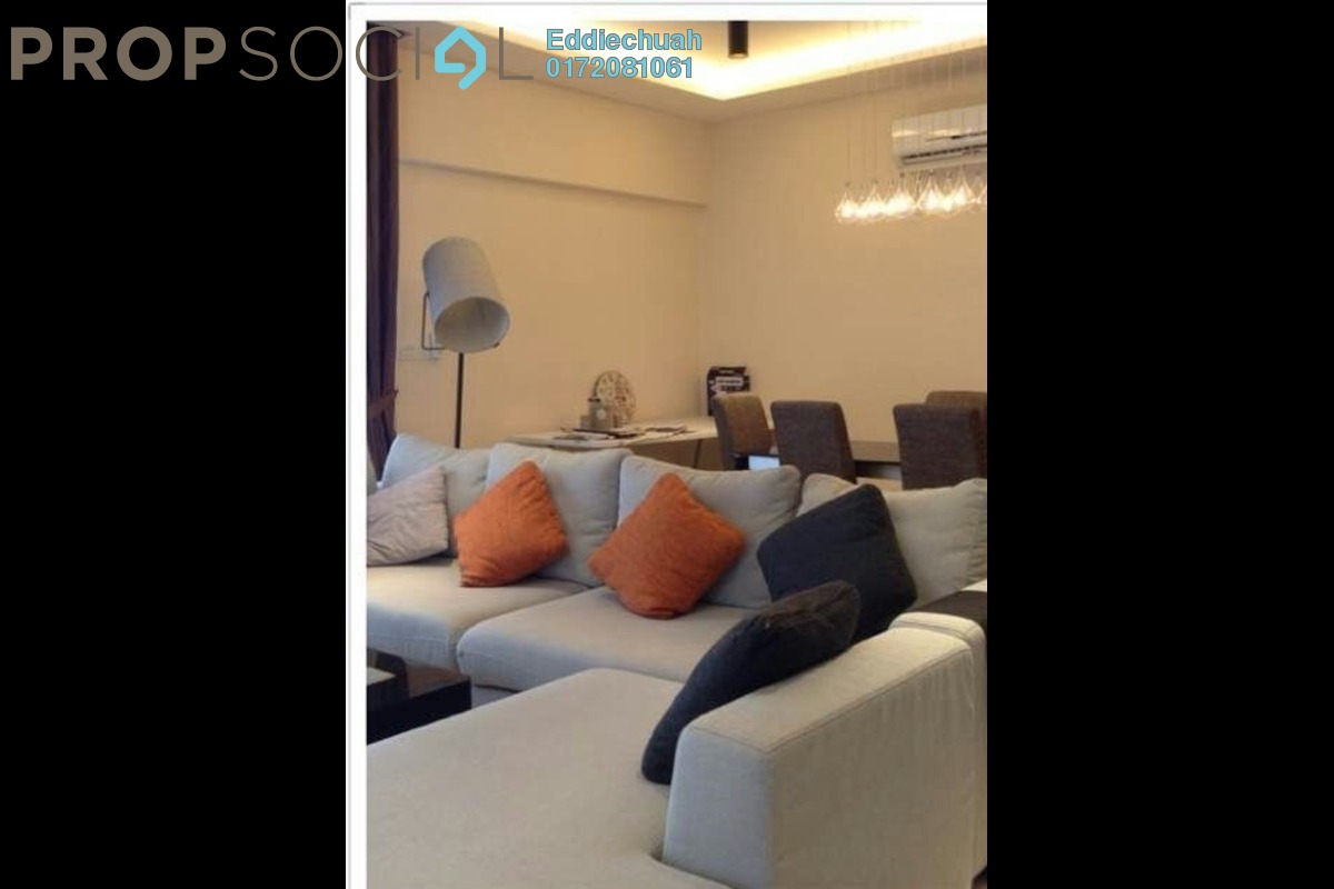 Condominium For Rent at Villa Orkid, Segambut by Eddiechuah