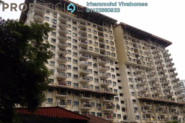 For Rent Condominium at Puri Aiyu, Shah Alam Freehold Fully Furnished 3R/2B 1.5k