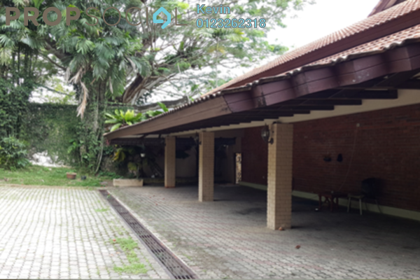 For Rent Bungalow at Bukit Tunku, Kenny Hills Freehold Semi Furnished 9R/12B 20k