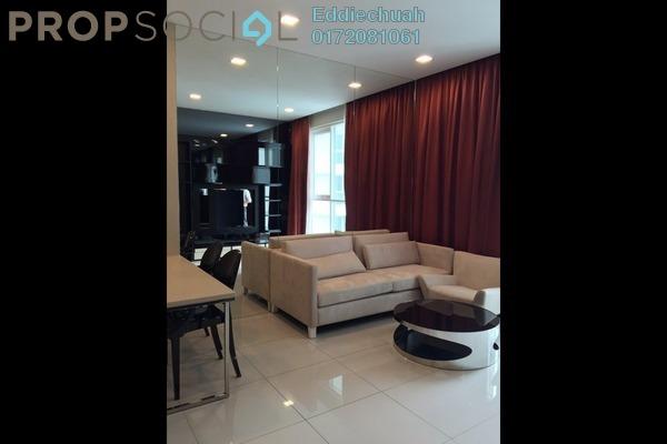 For Rent Condominium at Uptown Residences, Damansara Utama Freehold Fully Furnished 1R/1B 2.4k
