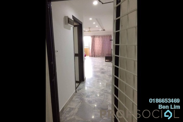 For Rent Office at Sri Desa, Kuchai Lama Freehold Fully Furnished 3R/2B 1.5k