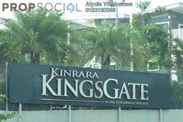 For Sale Terrace at Taman Damai Utama, Bandar Kinrara Leasehold Semi Furnished 6R/5B 1.48m