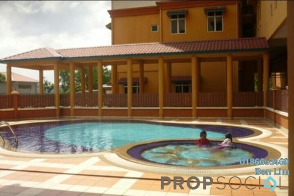 For Sale Apartment at Taman LTAT, Bukit Jalil Freehold Unfurnished 3R/2B 315k