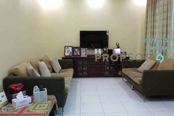 For Rent Condominium at Lake Edge, Puchong Leasehold Semi Furnished 4R/4B 2.8k