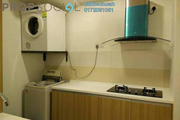 For Rent Condominium at Pacific Place, Ara Damansara Leasehold Fully Furnished 1R/1B 1.6k