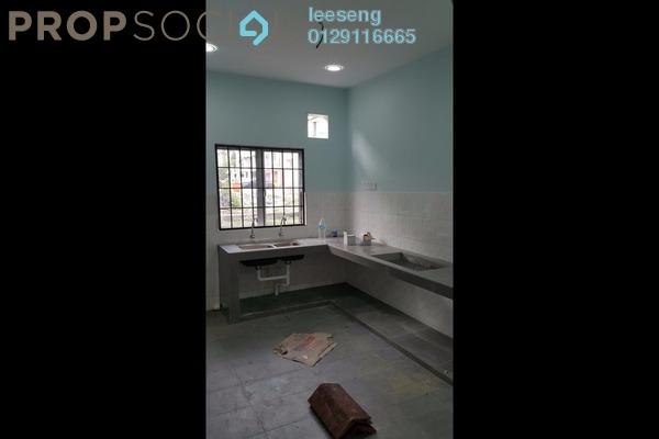For Sale Terrace at Taman Sentosa Perdana, Klang Freehold Unfurnished 4R/3B 380k