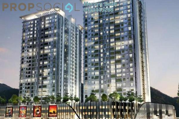 For Sale Condominium at Gardens Ville, Sungai Ara Freehold Unfurnished 3R/2B 500k