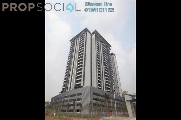 For Sale Condominium at Serin Residency, Cyberjaya Freehold Semi Furnished 4R/3B 470k