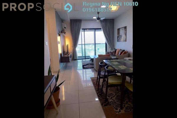 For Sale Condominium at Isola, Subang Jaya Freehold Fully Furnished 2R/2B 950k