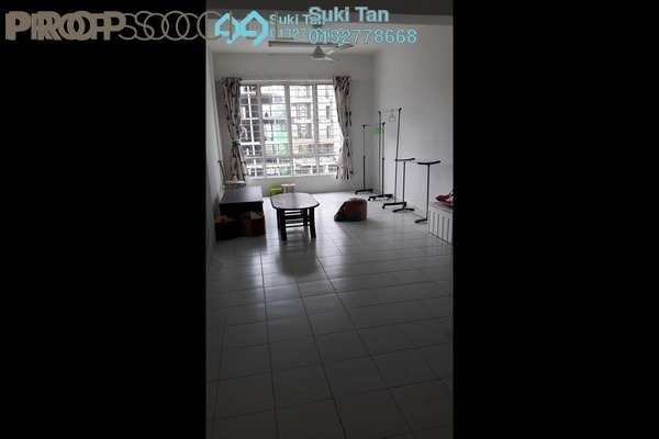 For Rent Condominium at Selayang Point, Selayang Freehold Semi Furnished 3R/2B 1.6k