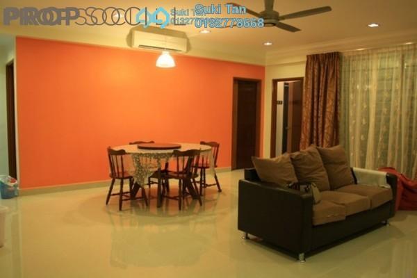 For Sale Apartment at Bukit Segambut, Segambut Freehold Semi Furnished 3R/2B 480k