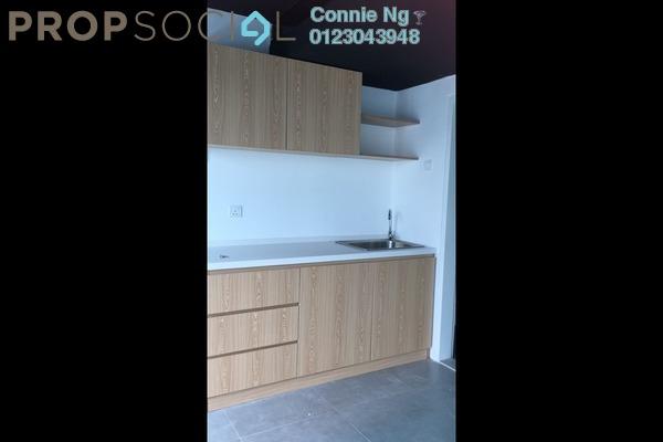 For Sale Duplex at Empire City, Damansara Perdana Leasehold Semi Furnished 0R/2B 490k