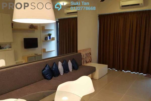For Rent Condominium at Dex @ Kiara East, Jalan Ipoh Leasehold Fully Furnished 2R/1B 2k