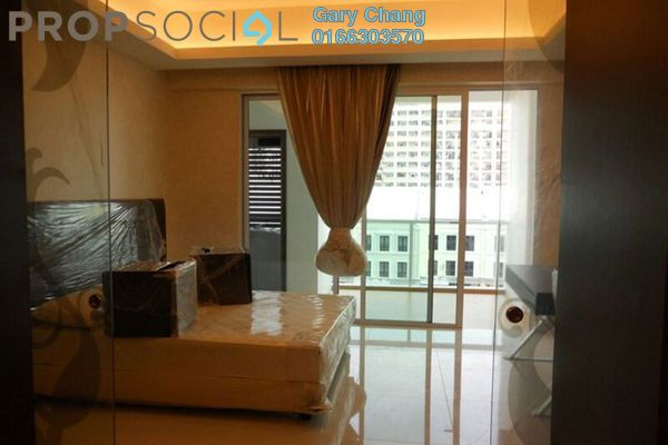 For Rent Condominium at Plaza Damas 3, Sri Hartamas Freehold Fully Furnished 1R/1B 2k