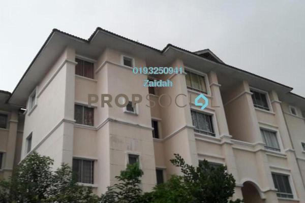 For Sale Apartment at Residensi Warnasari, Kuala Selangor Freehold Unfurnished 3R/2B 170k