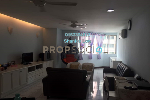 For Sale Condominium at Riana Green, Tropicana Leasehold Semi Furnished 3R/3B 655k