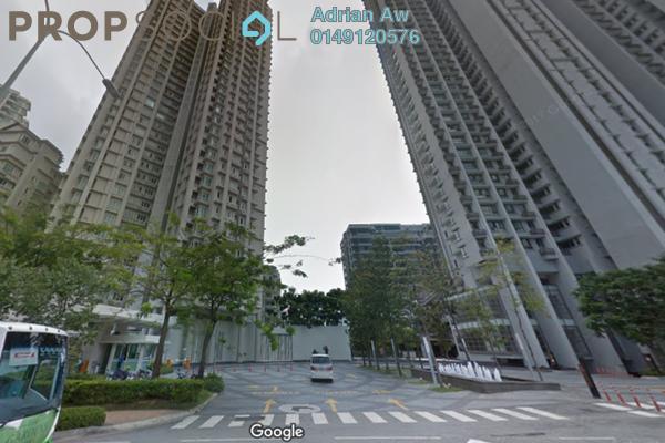 For Rent Condominium at Kiaraville, Mont Kiara Freehold Semi Furnished 3R/3B 5.3k