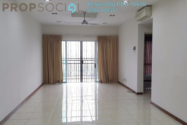 For Sale Condominium at Ken Damansara II, Petaling Jaya Freehold Semi Furnished 3R/3B 866k