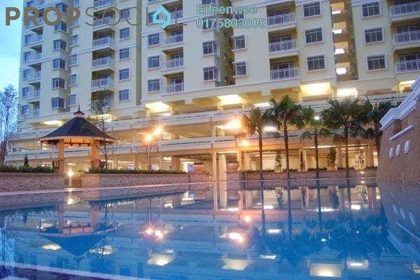 For Rent Condominium at Platinum Hill PV8, Setapak Freehold Unfurnished 3R/2B 2k