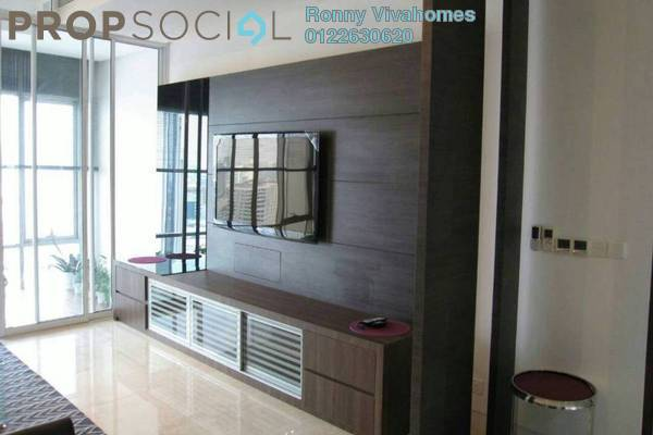 For Sale Condominium at Pavilion Residences, Bukit Bintang Leasehold Fully Furnished 2R/2B 2.8m