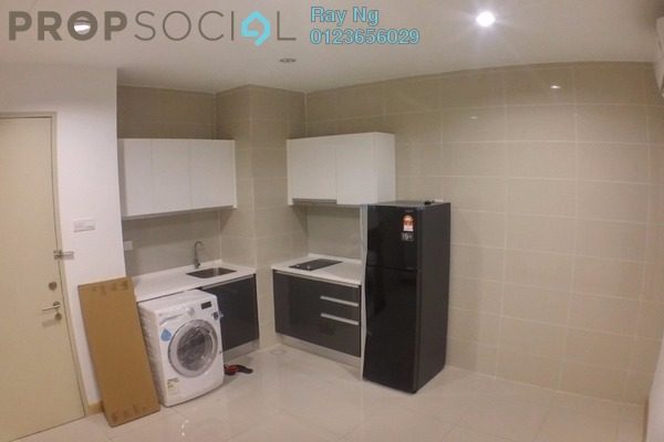 For Rent Condominium at KL Gateway, Bangsar South Leasehold Fully Furnished 1R/1B 2.2k