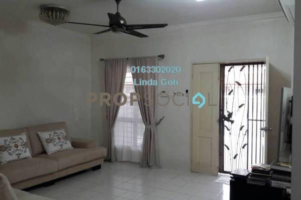 For Sale Terrace at Setia Impian, Setia Alam Freehold Semi Furnished 4R/3B 730k