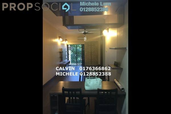 For Rent Condominium at Bukit Gembira, Kuchai Lama Freehold Semi Furnished 3R/2B 1.65k