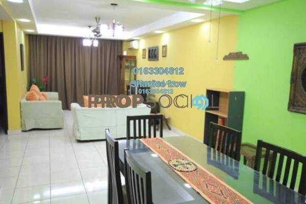 For Rent Condominium at Kepong Central Condominium, Kepong Leasehold Fully Furnished 3R/2B 1.25k