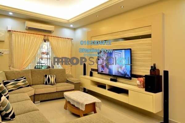 For Rent Terrace at PP 3, Taman Putra Prima Freehold Fully Furnished 5R/3B 2.4k