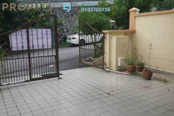 For Sale Terrace at Bandar Damai Perdana, Cheras South Freehold Semi Furnished 4R/3B 570k