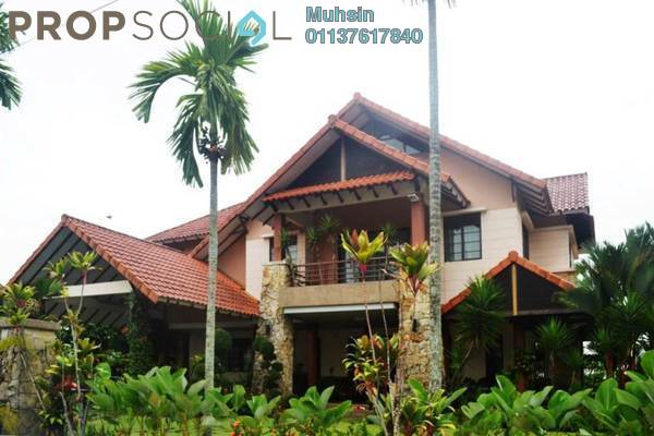 For Sale Bungalow at Bangi Golf Resort, Bandar Baru Bangi Freehold Semi Furnished 7R/7B 4.1m