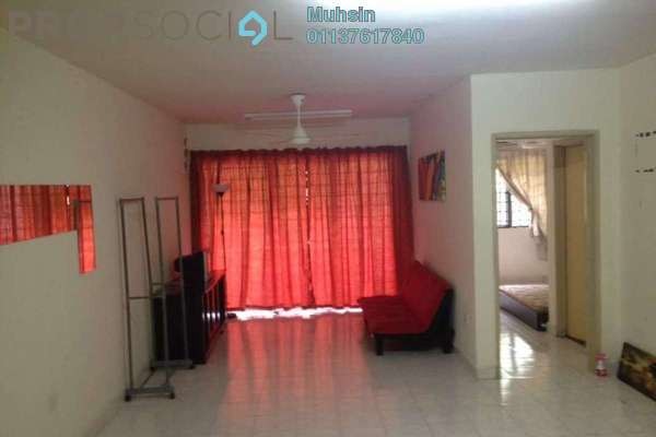 For Rent Apartment at Flora Damansara, Damansara Perdana Leasehold Semi Furnished 3R/2B 900translationmissing:en.pricing.unit