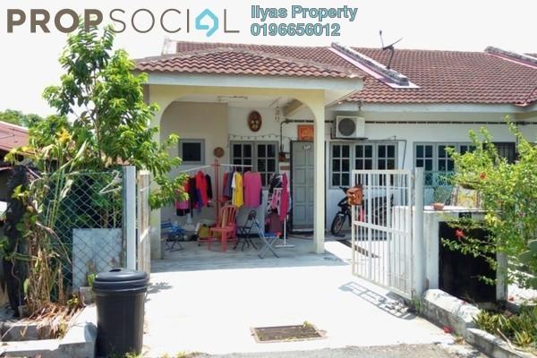 For Sale Terrace at Kampung Olak Lempit, Banting Freehold Unfurnished 3R/2B 210k