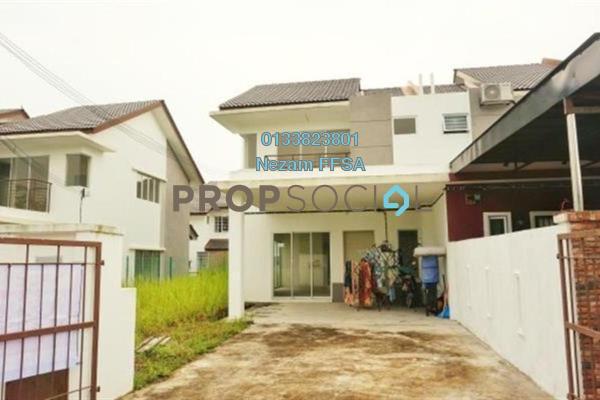 For Sale Terrace at Jalan Sungai Tiram, Ulu Tiram Freehold Unfurnished 4R/3B 530k