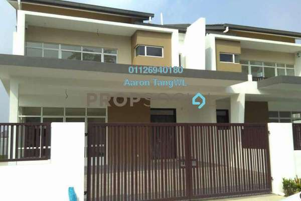 For Sale Semi-Detached at M Residence, Rawang Freehold Unfurnished 5R/5B 1.15m