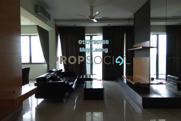 For Rent Condominium at Serai Saujana, Saujana Freehold Fully Furnished 3R/4B 6k