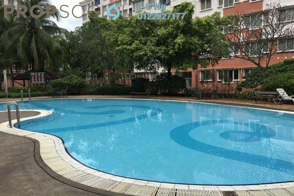 For Sale Apartment at Kenanga Apartment, Pusat Bandar Puchong Freehold Unfurnished 3R/2B 330k