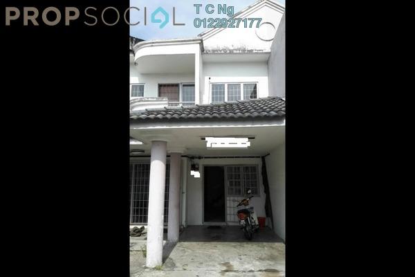 For Sale Terrace at Nuri, Bandar Puchong Jaya Freehold Unfurnished 4R/3B 790k