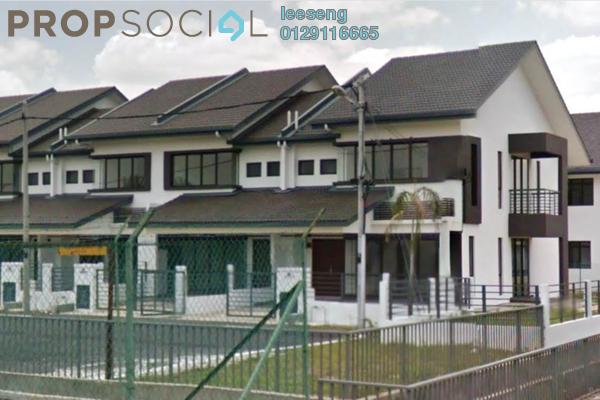 For Sale Terrace at Bandar Puteri Klang, Klang Freehold Unfurnished 4R/3B 618k