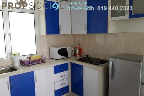 For Rent Condominium at Coastal Towers, Tanjung Bungah Freehold Fully Furnished 2R/2B 1.8k
