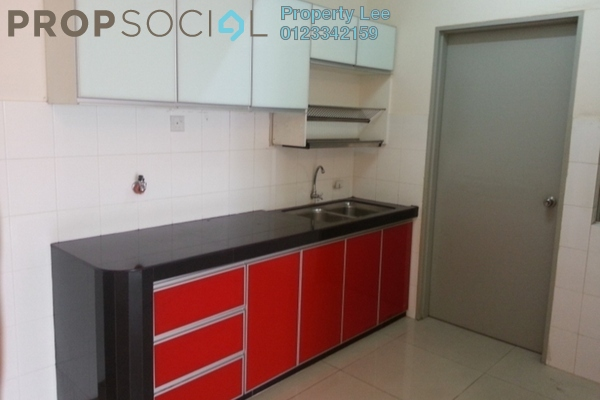 For Rent Condominium at Casa Idaman, Jalan Ipoh Leasehold Semi Furnished 3R/2B 1.6k