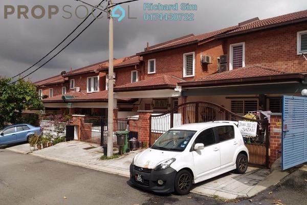 For Rent Townhouse at Palm Walk, Bandar Sungai Long Freehold Unfurnished 3R/2B 1k