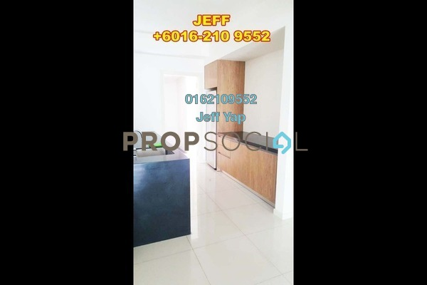 For Rent Condominium at Impiana Residences, Iskandar Puteri (Nusajaya) Freehold Semi Furnished 2R/2B 1.8k