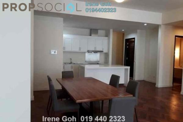 For Rent Condominium at Quayside, Seri Tanjung Pinang Freehold Semi Furnished 2R/2B 5.3k