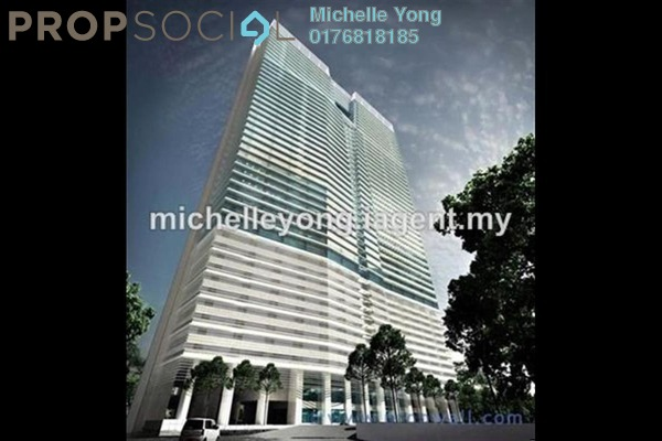 For Rent Office at Q Sentral, KL Sentral Freehold Semi Furnished 1R/1B 6.47k